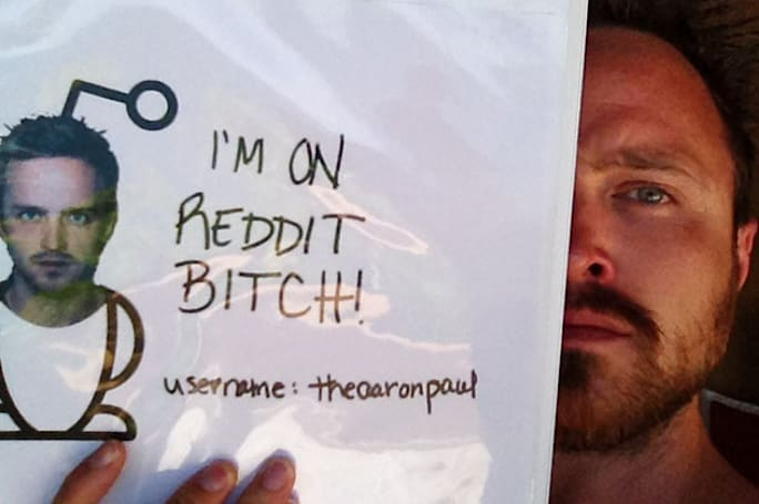 Follow Reddit's crazy AMAs from its official app