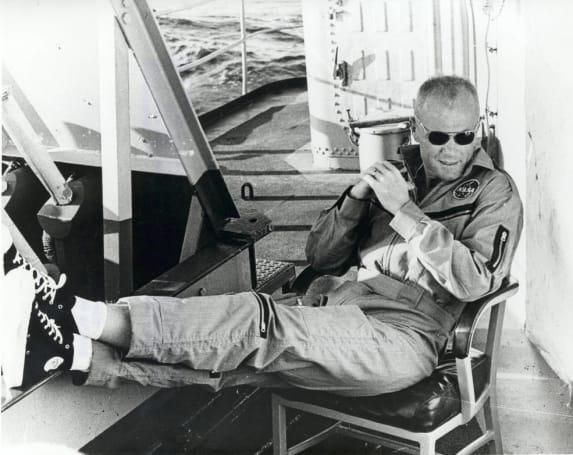 Watch as NASA lays John Glenn to rest on Thursday
