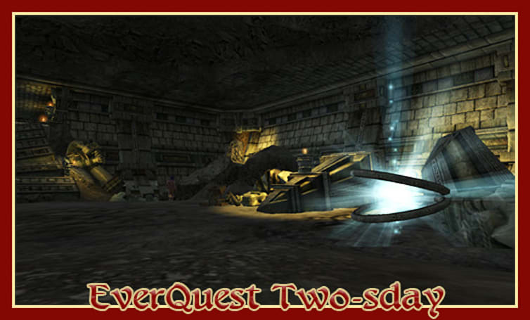 The Stream Team: An EverQuest Two-sday afternoon