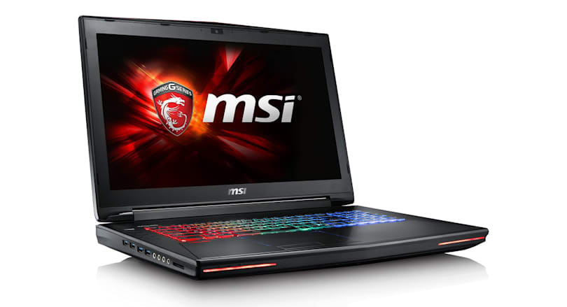 MSI dresses up its gaming lineup with Skylake