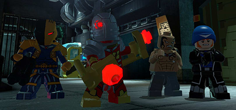The Suicide Squad comes to Lego Batman 3 in early 2015