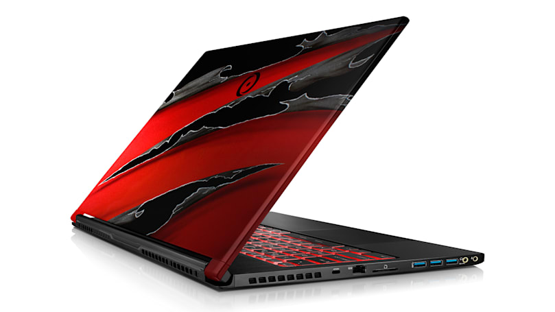 Origin PC crams even more gaming power into its slimline laptop