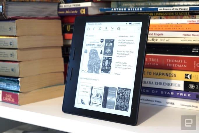 Amazon's latest Prime perk is free books and magazines