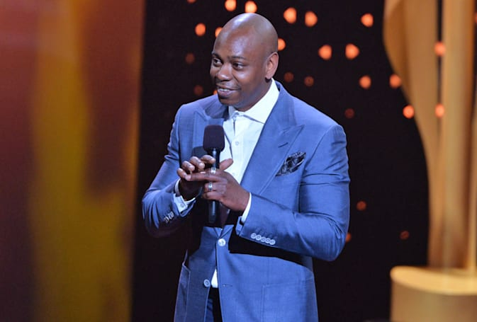 Dave Chappelle's third Netflix special will premiere December 31st