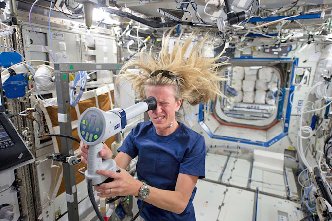 NASA institute will find ways to protect astronauts' health