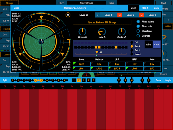 An iOS app can help you create an ambient music masterpiece