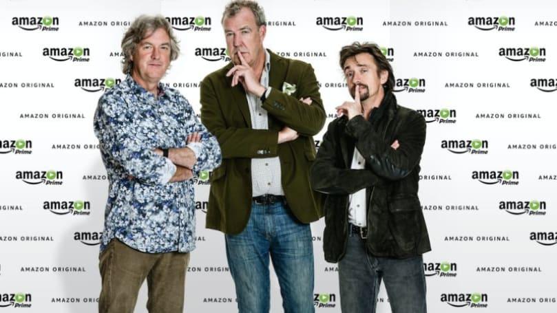'The Grand Tour' returns to Amazon Prime December 8th