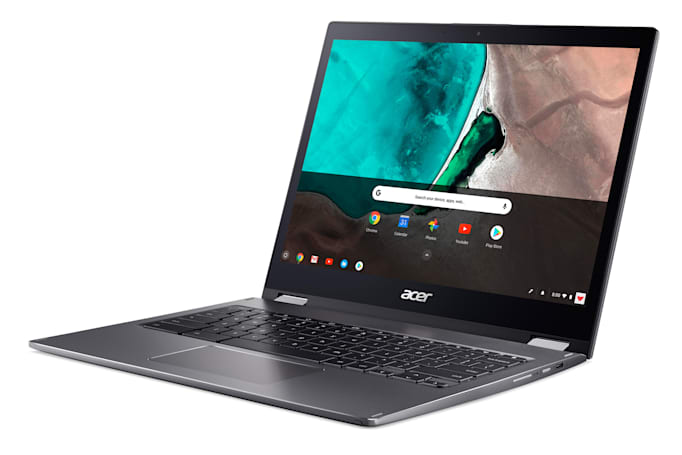 Acer's business-focused Chromebooks arrive in September