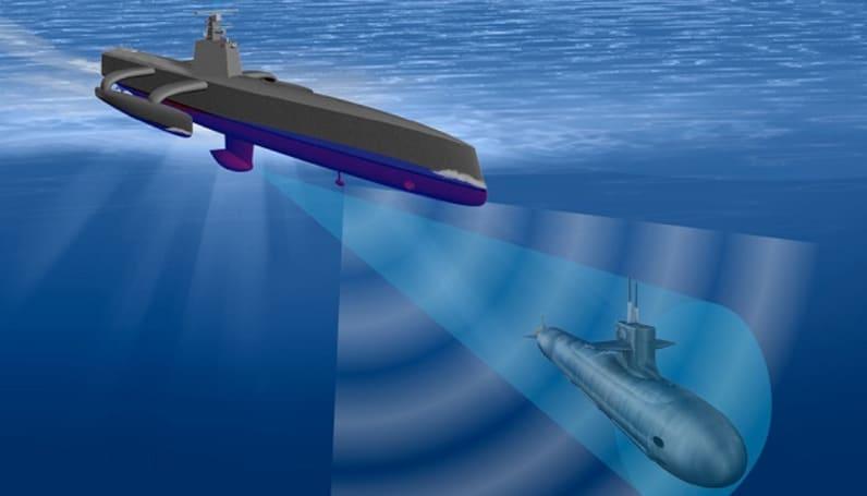 DARPA 的反潜艇无人船已经开始建造了