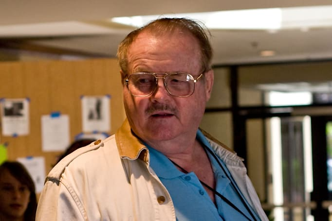Sci-fi author and tech advocate Jerry Pournelle dies