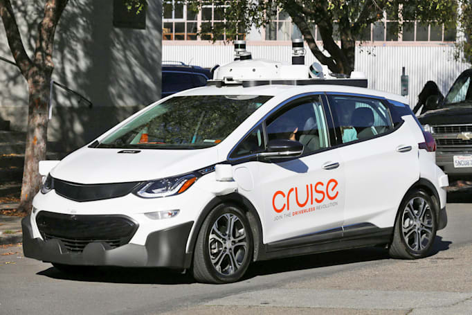 Honda teams with GM to produce autonomous vehicles