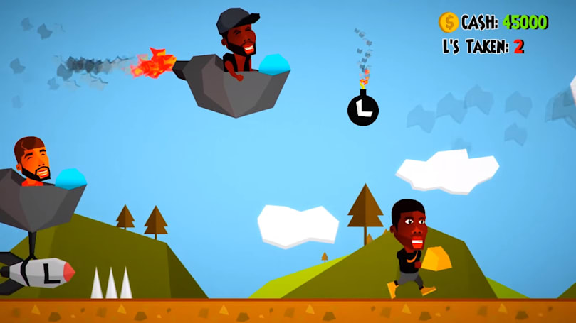 'Meeky Mill' makes a game out of current rap feuds