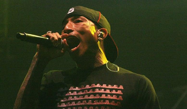 Pharrell probably 'happy' he's picking NBA 2K15 soundtrack