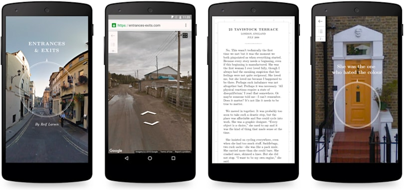 谷歌正测试只有电子设备能看的电子书设计