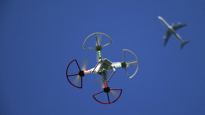 怎么抓出机场周围的非法无人机?美国 FAA 正在想办法