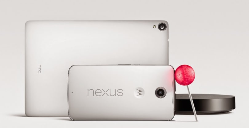 Google's Nexus 9 available early next month with Android 5.0, starts at $399