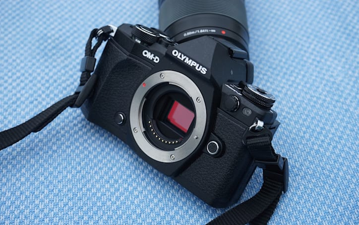 With video in mind, Olympus introduces the E-M5 Mark II