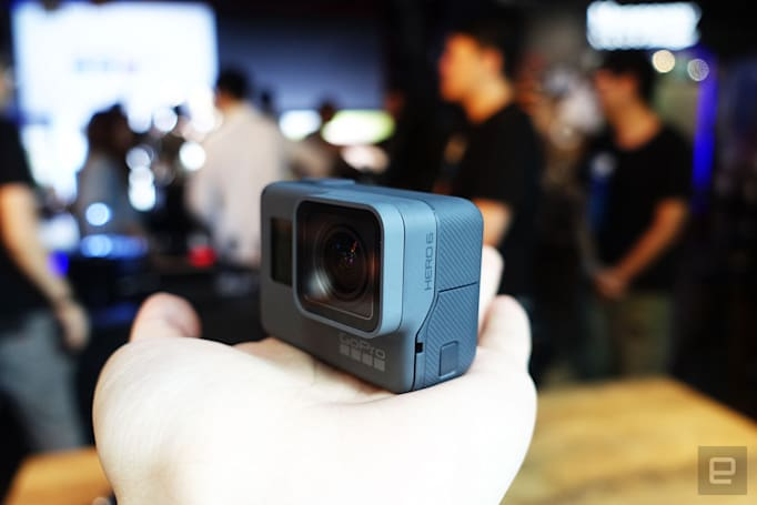 GoPro Hero 6 香港动手玩:跟你分辨小改款、新配件