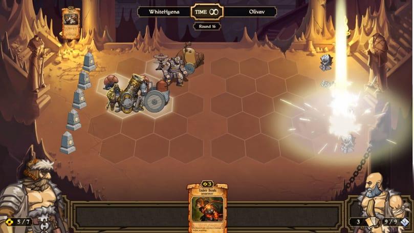 Mojang card game 'Scrolls' reborn as 'Caller's Bane'