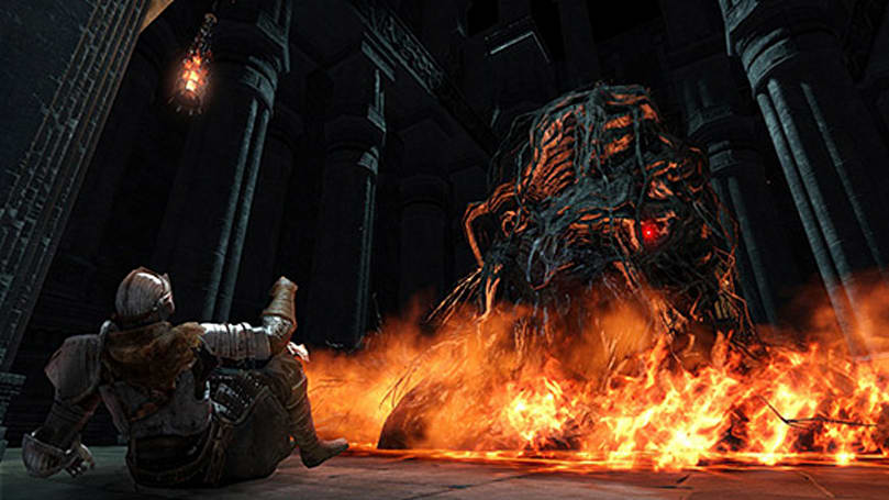 Dark Souls 2 prepares for expansion with free update