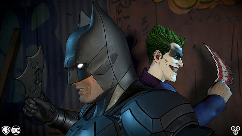 Telltale's second 'Batman' season ends March 27th