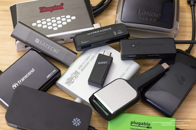 The best SD card readers