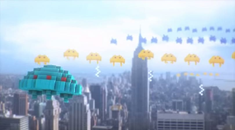 Retro game-inspired short film 'Pixels' to become Adam Sandler feature
