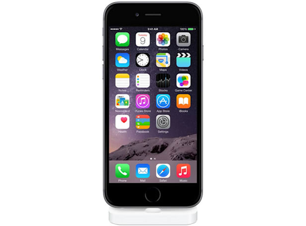 Apple finally has a dock for your iPhone 6 (updated)