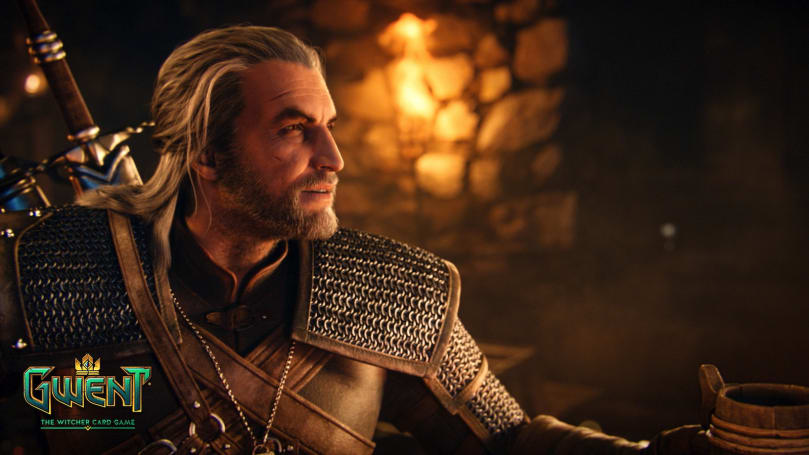The massive 'Gwent' overhaul comes home October 23rd