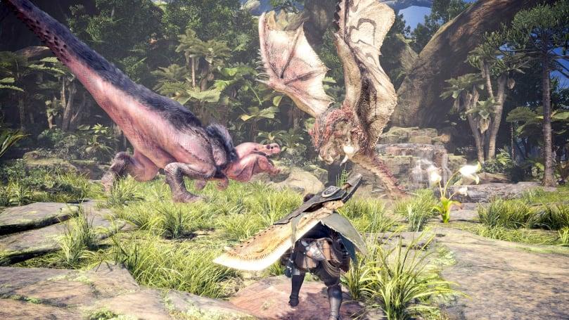 《怪物猎人:世界》 将于 8 月 9 日登陆 Steam