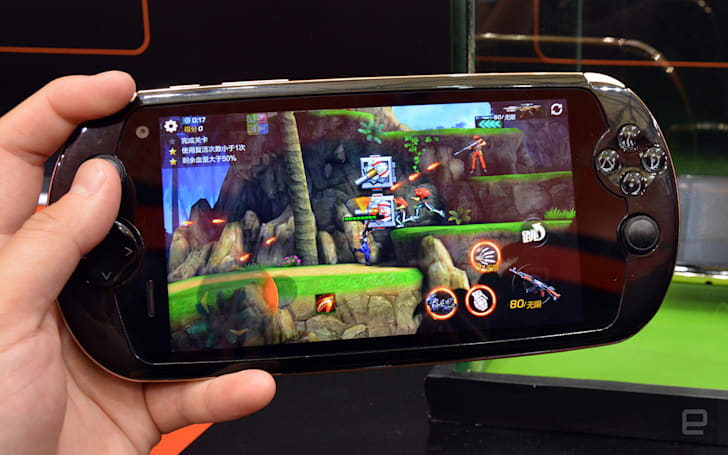 Gaming smartphones are still a thing in China