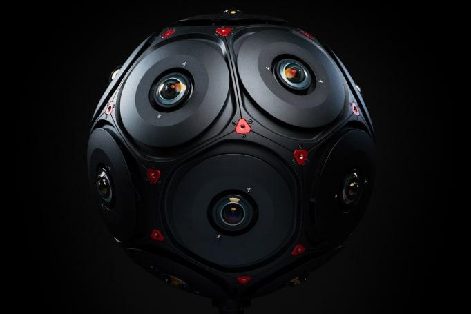 Facebook 和 RED 合作开发的 3D VR 相机 Manifold 展示视频正式释出