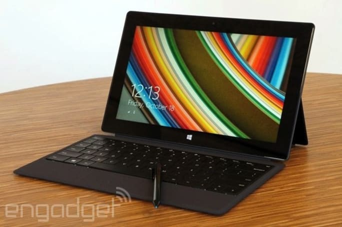 Microsoft slashes Surface Pro 2 prices by up to £150