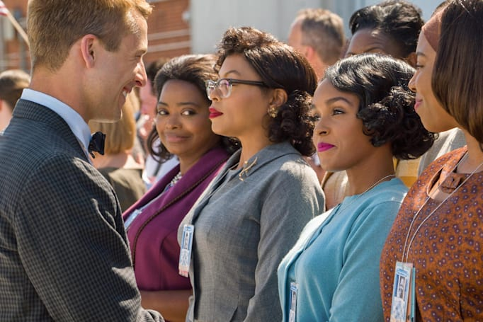 'Hidden Figures' will be made into a TV series