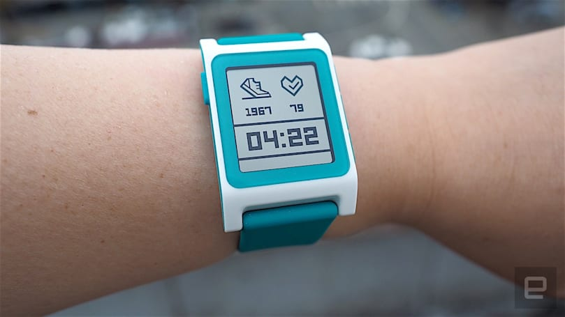 Pebble 2 review: An affordable smartwatch with a fitness bent