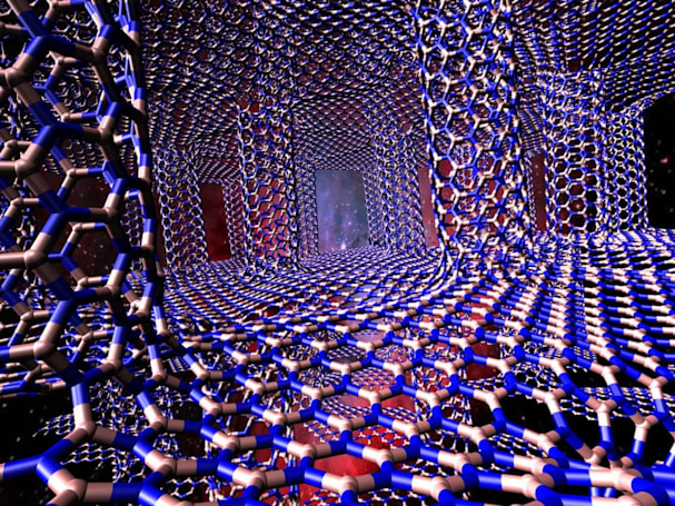 '3D' white graphene could revolutionize gadget cooling