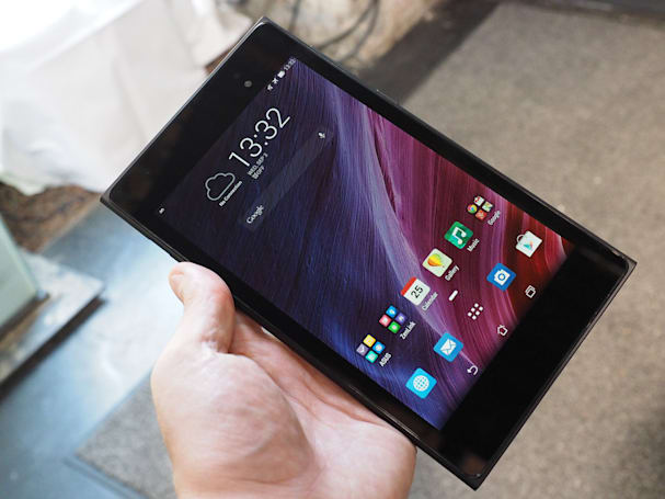 ASUS' MeMO Pad 7 gets a new chic look, lighter body and sharper screen