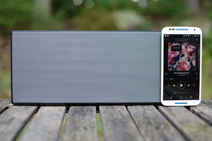 Sony's connected speakers take aim at Sonos, but come up short