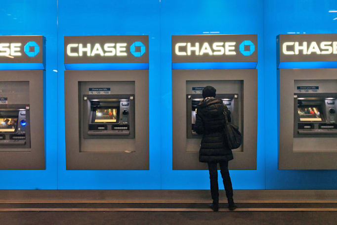 Chase now offers phone-based withdrawals at 'nearly all' ATMs