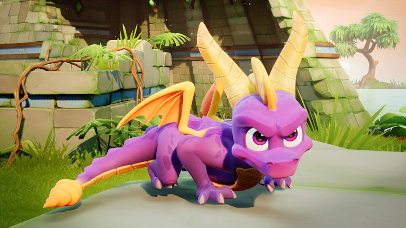 'Spyro Reignited Trilogy' reaches PS4 and Xbox One on September 21st