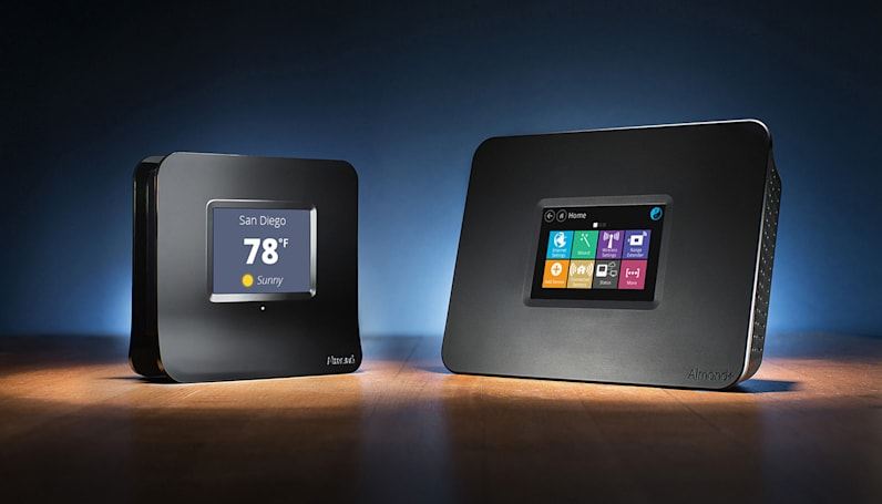 Almond WiFi routers now control Nest gear in your home