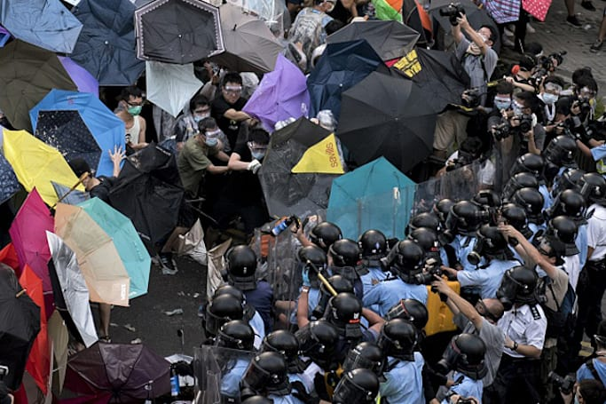 China blocks Instagram in the wake of Hong Kong democracy protests