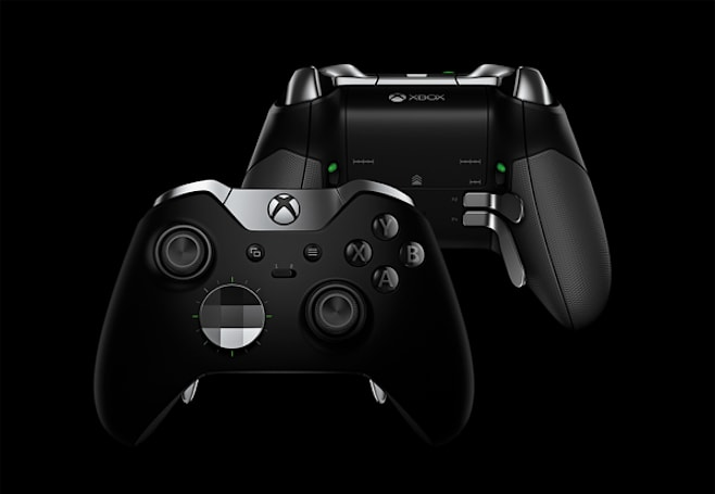 Microsoft's new Xbox Elite wireless controller has swappable parts