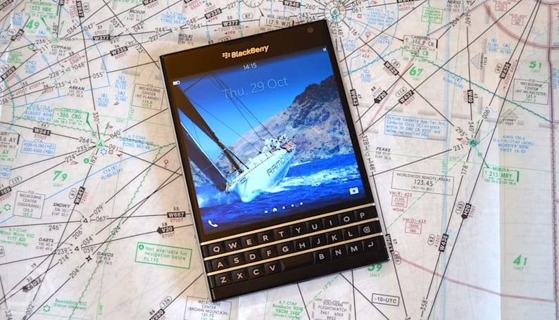 活.科技:BlackBerry Passport