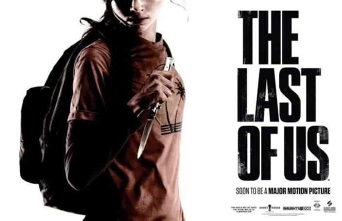 Arya Stark has met with The Last of Us movie producers