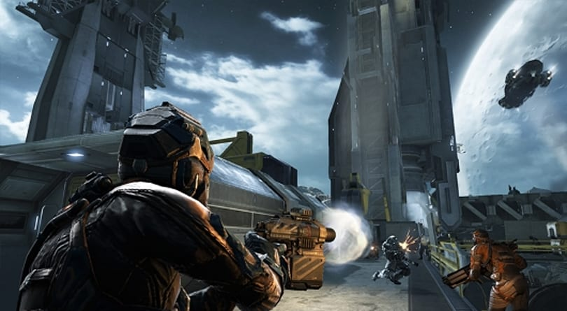 DUST 514 shuts down Oceania server