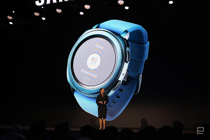 Samsung to bring SmartThings control to its Gear smartwatches