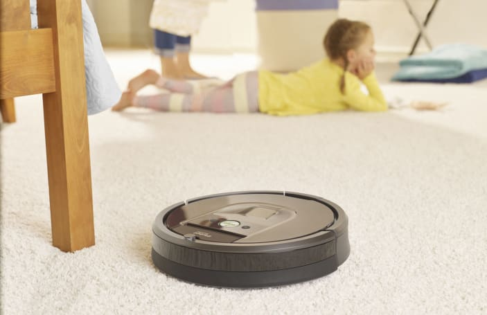 Now Roombas check in with 'Clean Map' reports to your phone