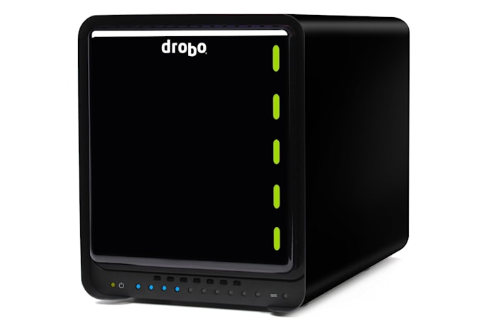Drobo's USB-C drive array is tailor-made for your new PC