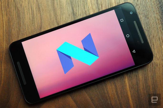 Android 7.0 Nougat 今天開始推送了